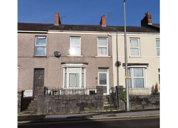 3 bed terraced house for sale in Francis Terrace, Carmarthen SA31