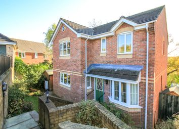 Thumbnail 4 bed detached house for sale in Rendells Meadow, Bovey Tracey, Newton Abbot