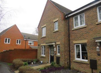 Thumbnail 3 bed end terrace house for sale in Tunbridge Way, Singleton, Ashford