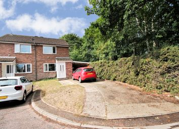 Thumbnail 2 bed semi-detached house for sale in Lynfield Road, North Walsham