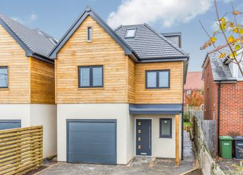 Thumbnail 4 bed detached house for sale in Fair Oak Road, Fair Oak, Eastleigh