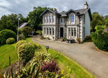 Thumbnail 4 bed detached house for sale in Oaklea, Argyll Road, Kilcreggan, Helensburgh