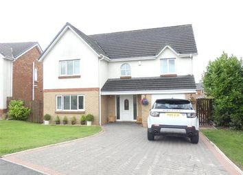 Thumbnail 4 bed detached house for sale in Threaplands, Cleator Moor, Cumbria