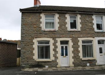 Thumbnail 3 bed end terrace house for sale in David Street, Blackwood
