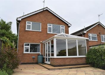 Thumbnail 3 bed detached house for sale in York Close, Market Bosworth, Nuneaton