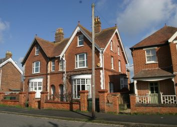 Thumbnail 5 bed semi-detached house for sale in Chinnor Road, Thame, Thame