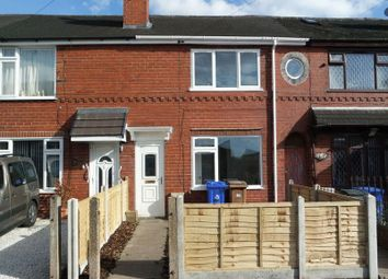 Thumbnail 2 bedroom property to rent in Smith Street, Longton, Stoke-On-Trent