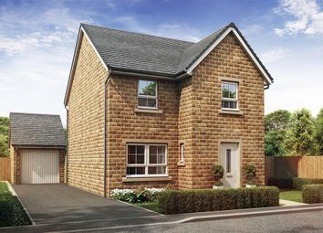 "Thumbnail 4 bedroom detached house for sale in ""Kingsley"" at Thorpe Green Drive, Golcar, Huddersfield"