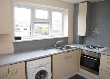 Thumbnail 2 bed flat to rent in Owlets Hall Close, Romford