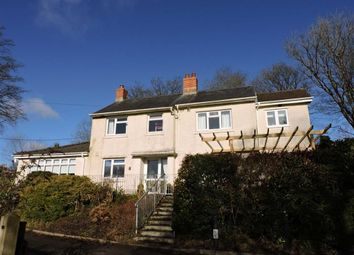 Thumbnail 3 bed detached house for sale in Coomb Drive, Llangynog, Carmarthen