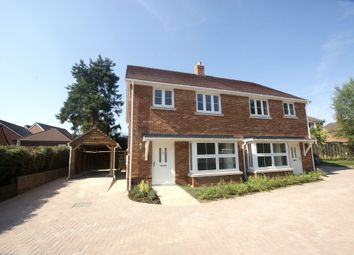 Thumbnail 3 bed semi-detached house for sale in Heronswood, Odiham, Hook