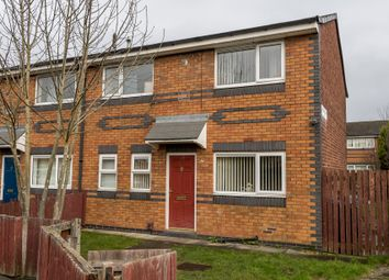 Thumbnail 3 bed end terrace house for sale in Medlock Way, Platt Bridge, Wigan