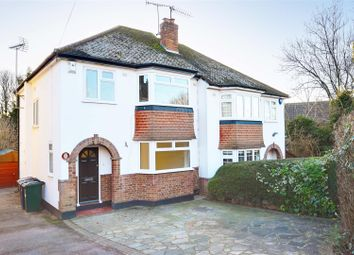 Thumbnail 3 bed semi-detached house for sale in Park Road, New Barnet