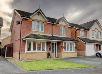 Thumbnail 5 bed detached house for sale in Bermondsey Grove, Widnes