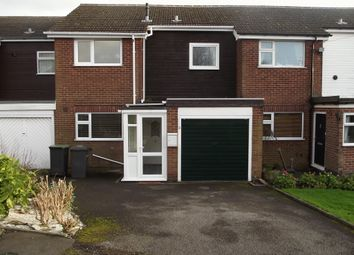 Thumbnail 3 bed terraced house to rent in Greenacres Close, Newthorpe
