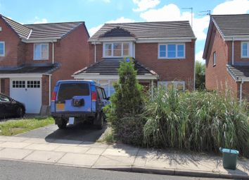 Thumbnail 3 bed detached house for sale in Lunt Avenue, Bootle
