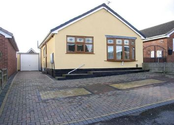 Thumbnail 2 bed detached bungalow for sale in St. Helens Drive, Selston, Nottingham