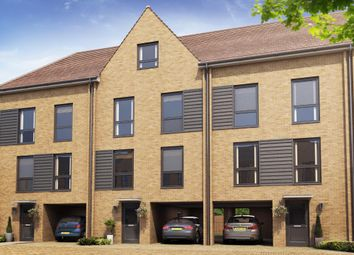 "Thumbnail 4 bed end terrace house for sale in ""Linen III"" at Hackbridge Road, Wallington"