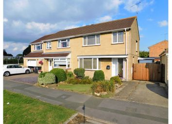 Thumbnail 3 bed semi-detached house for sale in Nyland Road - Nythe, Swindon