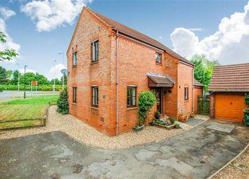 Thumbnail 4 bed detached house for sale in Bremen Grove, Shenley Brook End, Milton Keynes
