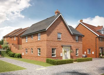 Thumbnail 4 bed detached house for sale in St Rumbolds Fields, Tingewick Road, Buckingham