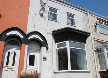 Thumbnail 4 bed terraced house for sale in Pendrill Street, Hull
