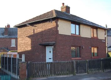 Thumbnail 2 bed property to rent in Dowbeck Road, Carlisle