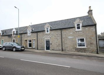 Thumbnail 4 bed end terrace house for sale in Queen Street, Lossiemouth