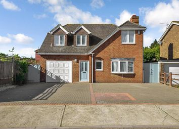 Thumbnail 4 bed detached house for sale in Meadow Close, Walderslade, Chatham, Kent