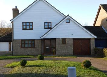 Thumbnail 3 bed detached house to rent in Heather Close, Martlesham