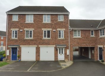 Thumbnail 4 bedroom town house for sale in Blenkinsop Way, Middleton, Leeds