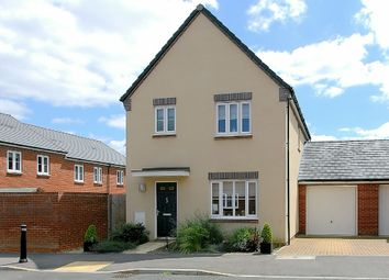 Thumbnail 3 bed link-detached house for sale in Rimini Road, Andover Down, Andover