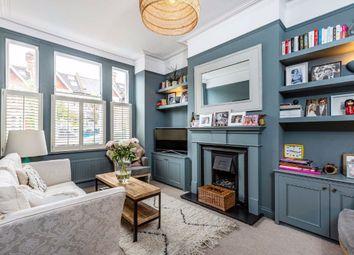 Thumbnail 4 bed terraced house for sale in Penwortham Road, Furzedown, London