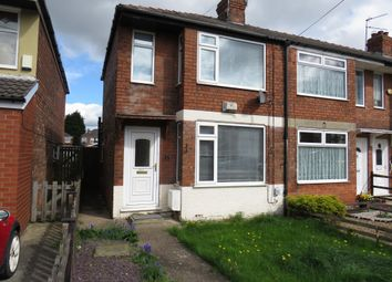 Thumbnail 2 bedroom end terrace house for sale in Westlands Road, Hull