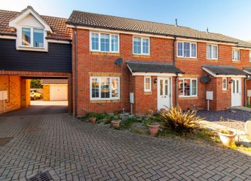 Thumbnail 3 bed property for sale in Campbell Road, Hawkinge, Folkestone