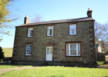 Thumbnail 4 bed detached house for sale in Williamgill House, Hallbankgate, Brampton, Cumbria