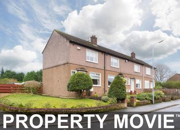 Thumbnail 2 bed end terrace house for sale in 77 Spey Road, Bearsden, Glasgow