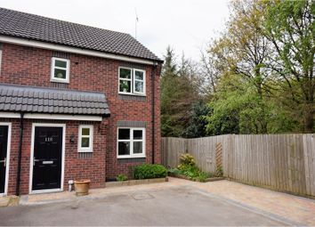 Thumbnail 3 bed semi-detached house for sale in Girton Way, Mickleover