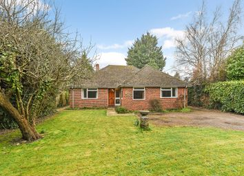 Broad Road, Nutbourne, Chichester PO18. 3 bed detached bungalow for sale