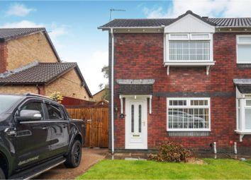 Thumbnail 2 bedroom semi-detached house for sale in Alder Grove, Chandlers Reach, Pontypridd