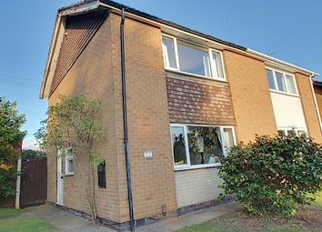 Thumbnail 3 bed semi-detached house for sale in Melbourne Road, Stapleford, Nottingham