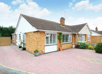 Thumbnail 2 bed semi-detached bungalow for sale in Chaucer Avenue, Whitstable