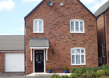Thumbnail 4 bed detached house for sale in Copper Beech Close, Coleford