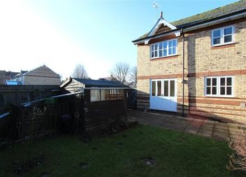 Thumbnail 1 bed end terrace house for sale in Lavender Field, Saffron Walden, Essex