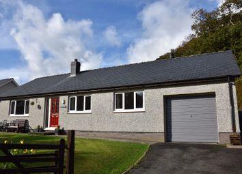 Thumbnail 3 bedroom bungalow for sale in Maes Gerddi, Dolgellau