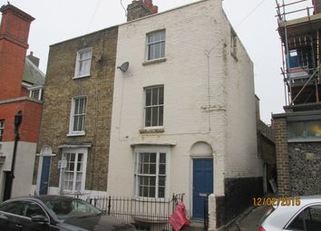 Thumbnail 3 bedroom town house to rent in Hardres Street, Ramsgate
