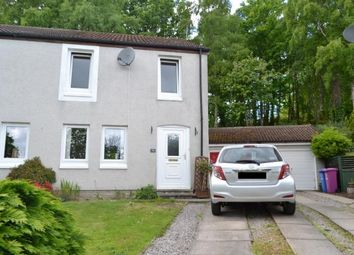 Thumbnail 3 bed semi-detached house for sale in 74 Drumduan Park, Forres