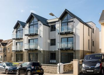 Thumbnail 2 bed flat for sale in Edgcumbe Gardens, Newquay