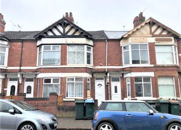 Thumbnail 2 bed terraced house for sale in 129 Somerset Road, Radford, Coventry