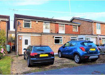 Thumbnail 3 bed end terrace house for sale in Homefield Close, High Wycombe